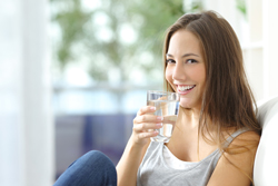 健康は水分補給から! 上手な水の飲み方